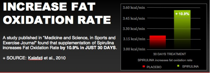 Increase fat oxidation 2