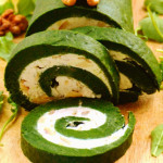 Spirulina Forest Roll Recipe