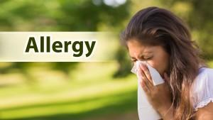 Spirulina health benefits: Allergy